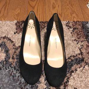 Isaac Mizrahi Shoes - ISAACH MIZRAHI LIVE! IMKENDALL leather Black Shoes